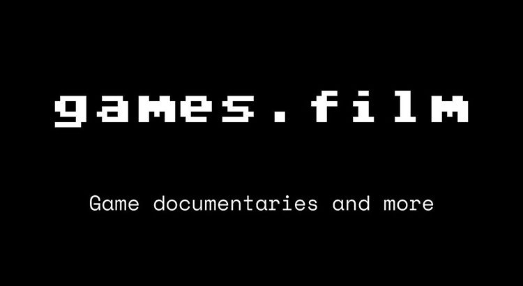 games.film - game documentaries and more