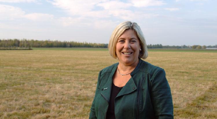Bürgermeisterin Ursula Baum